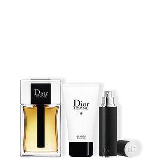Christian Dior Dior Homme 2020 Woda toaletowa 100ml zestaw upominkowy