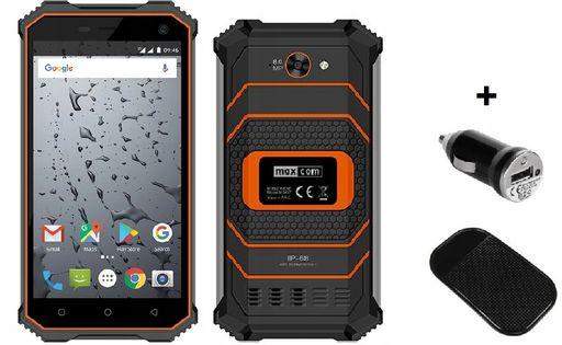 MAXCOM STRONG MS 457 LTE ODPORNY TELEFON IP 68 5''