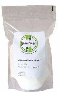 Ksylitol cukier brzozowy Fiński słodzik 1kg Ksylitol cukier brzozowy