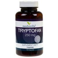 Medverita Tryptofan L-tryptofan 250 mg - 100 kapsułek