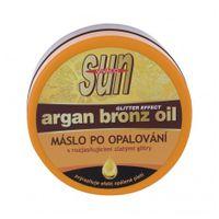 Vivaco Sun Argan Bronz Oil Glitter Aftersun Butter Preparaty po opalaniu 200ml