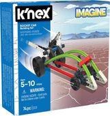 K'nex Imagine Rakietowy Samochód - zestaw konstrukcyjny