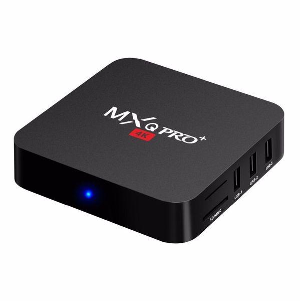 TV Box MXQ PRO+ 2/16GB ANDROID 7.1 PL SMART TV 4K UHD S905W zdjęcie 8