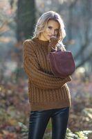 Sweter F591 Carmel UNI