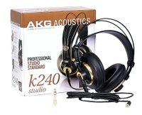 Słuchawki studyjne AKG K-240 Studio 55 Ohm