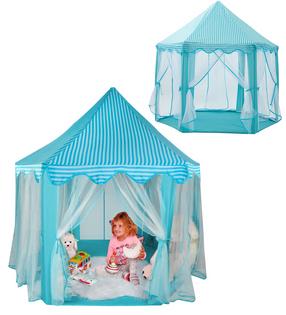 Namiot Ogrodowy dla Dzieci Pałac Zamek do Ogrodu Domu