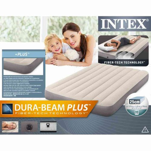 Intex Materac dmuchany Deluxe Single High, 64708 na Arena.pl