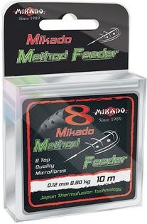 MIKADO OCTA METHOD FEEDER PLECIONKA 0,14MM 10M