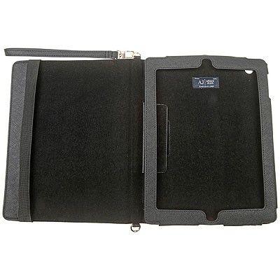 c62b413ff32a9 Skórzane czarne etui na tablet Armani Jeans • Arena.pl