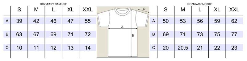 Koszulka koszulki z nadrukiem KONSTYTUCJA zdjęcie 4
