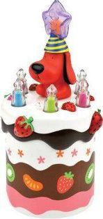 Mój śpiewający tort urodzinowy