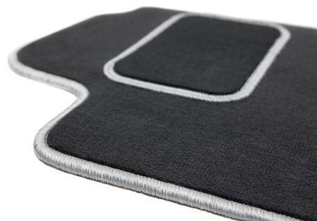 Toyota IQ (od 2008) DYWANIKI WELUROWE PREMIUM