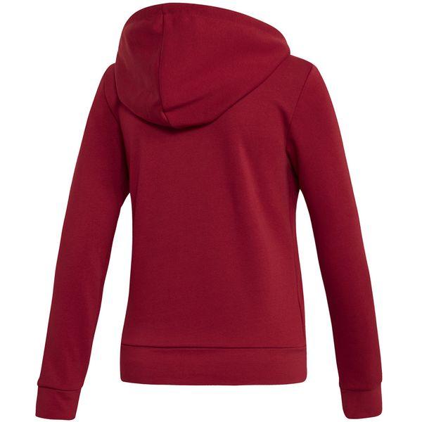 Bluza damska adidas W Essentials Linear FZ HD różowa EI0664