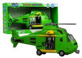 Helikopter Ratunkowy Na Baterie Dźwięk Światło