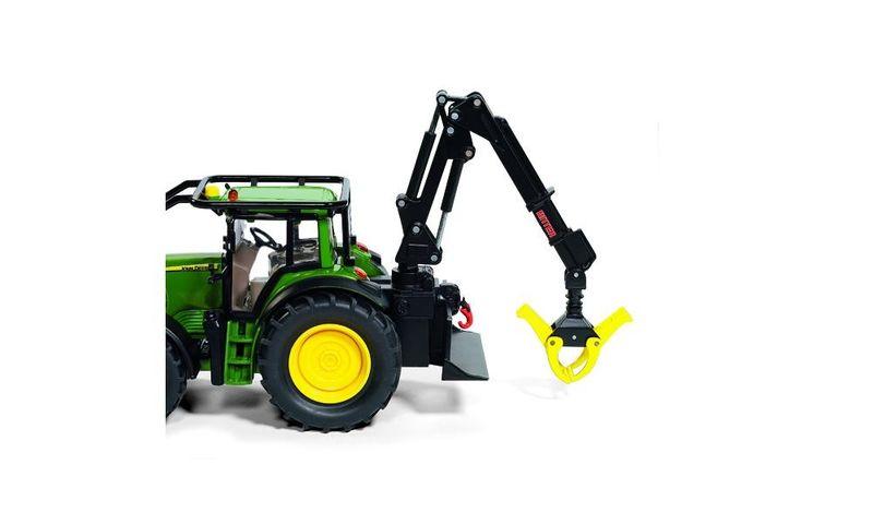 Siku Traktor leśny John Deere zdjęcie 5