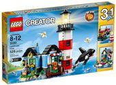 LEGO CREATOR 31051 LATARNIA MORSKA + 2 KATALOGI LEGO