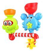 Ośmiorniczka i Krab do kąpieli dla Dzieci Fontanna X38