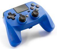 Gamepad snakebyte bezprzewodowy niebieski 4 S WIRELESS BLUE (PS4)