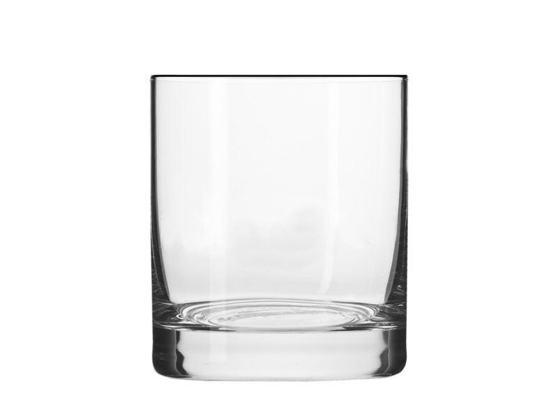 6 szklanek niskich do whisky 250 ml BASIC KROSNO na Arena.pl