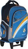 Plecak szkolny na kółkach Real Madyt RM-31 zdjęcie 2