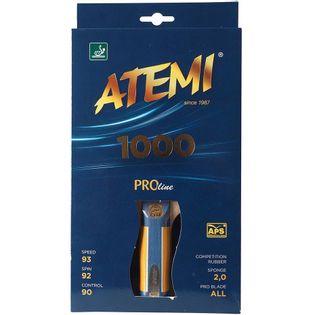 Rakietka do ping ponga New Atemi 1000 Pro anatomical