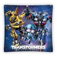 Poszewka na poduszkę jasiek 40x40 (Transformers)