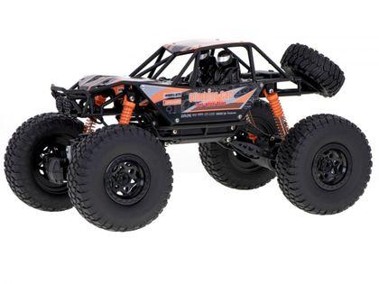 Samochód Rc Crawler Climbing Car 1:10 4Wd 48Cm Pomarańc