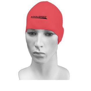 Czepek pływacki treningowy RACER Kolor - Czepki - Racer - 03 - różowy