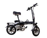 Rower elektryczny składany miejski Senior 22ah HIT