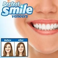 PERFECT SMILE NAKŁADKA NA ZĘBY BIAŁE IMPLANTY