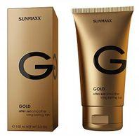 Sunmaxx Gold balsam wygładzający po opalaniu after
