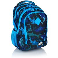 Plecak szkolny dziecięcy Astra Head HD-200, w rekiny
