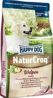 Karma dla szczeniąt HAPPY DOG NATURCROQ Welpen Puppies 15kg