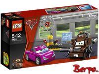 LEGO 8424 Cars 2 - Złomek Superszpieg