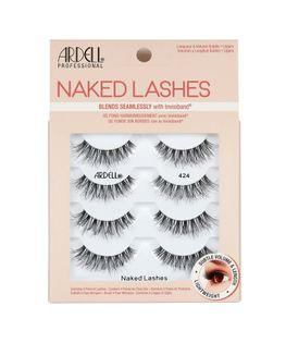 Ardell Naked Lashes 424 Sztuczne rzęsy 4szt Black