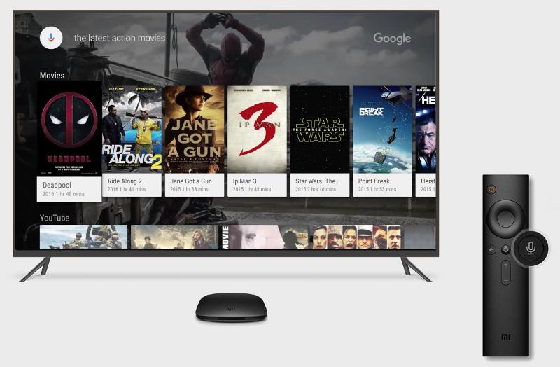 Xiaomi Mibox Mi Box 3 4K HDR Android TV 6.0 WYSYŁKA 24H MENU PL zdjęcie 4
