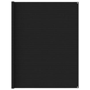 Lumarko Wykładzina do namiotu, 250 x 250 cm, czarna!