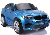 BMW X6M na akumulator LAKIER DWUOSOBOWY 2x120W EVA