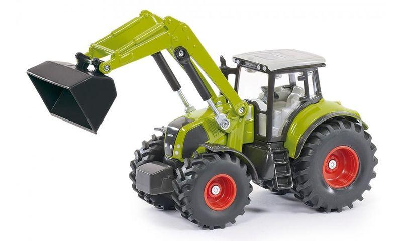 Siku Traktor Class z przednią ładowarką zdjęcie 3