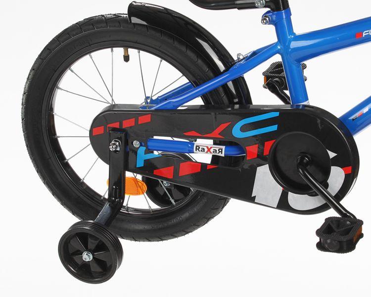 16 cali Rower dla dzieci  FXC Boy Rowerek + GRATIS Prowadnik zdjęcie 10