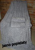 komplet narzut na kanapę i fotele ala karakuł zestaw fotelówki