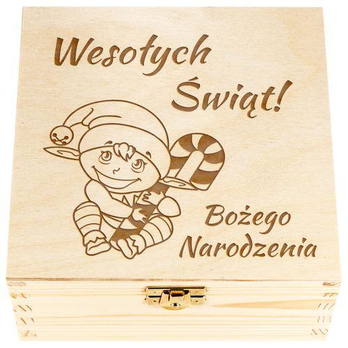 PREZENT na ŚWIĘTA Herbaciarka Firmowa GRAWEROWANA na Arena.pl