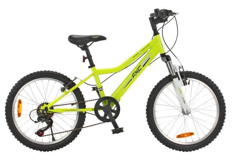 20cali Rower dla dzieci  FXC Boy Rowerek FXC  osp. SHIMANO zdjęcie 1
