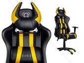 Fotel obrotowy gamingowy kubełkowy dla gracza DIABLO X-ONE ORYGINALNY zdjęcie 1