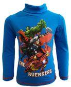 Bluza Golf Avengers r104 4 lata Licencja Marvel (HQ1292 Blue 4Y)