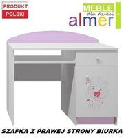 LOVE 23 - NB10 biurko dziecięce 100x50 w.74