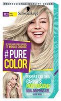 Schwarzkopf Pure Color Farba do włosów w żelu nr 10.21 Baby Blond  1op.