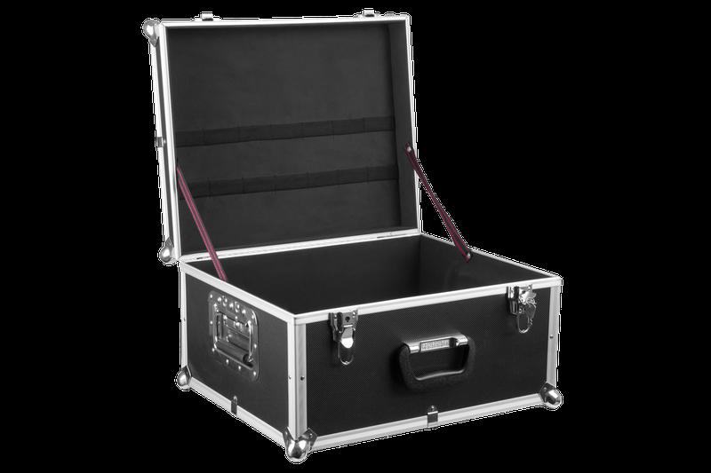 Walizka aluminiowa transportowa - 530x430x285 mm na Arena.pl