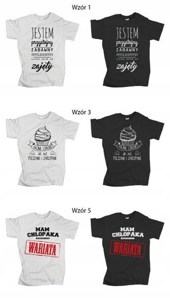 Koszulka dla Twojego faceta Chłopaka prezent 24h ! zdjęcie 2