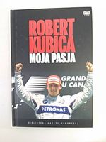 MOJA PASJA - Robert Kubica + CD